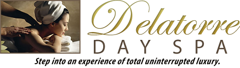 Delatorre Day Spa, Logo
